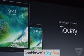 十大体验升级:苹果iOS10开发者预览版Beta1固件下载大全