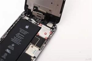 教你如何给苹果iPhone6换电池-LonHowe Blog