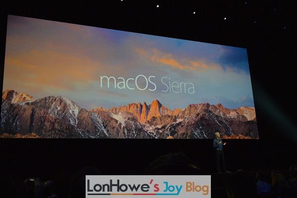 改名!苹果OS X正式更名为macOS-LonHowe Blog