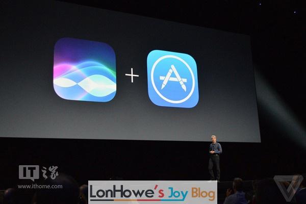 苹果正式开放Siri给第三方:微信、滴滴首批集成-LonHowe Blog