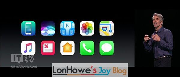 WWDC2016:那些苹果没有介绍的iOS10特性-LonHowe Blog