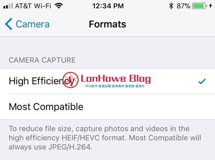 教你如何在 Win10 上打开苹果 iPhone 拍的照片-LonHowe Blog